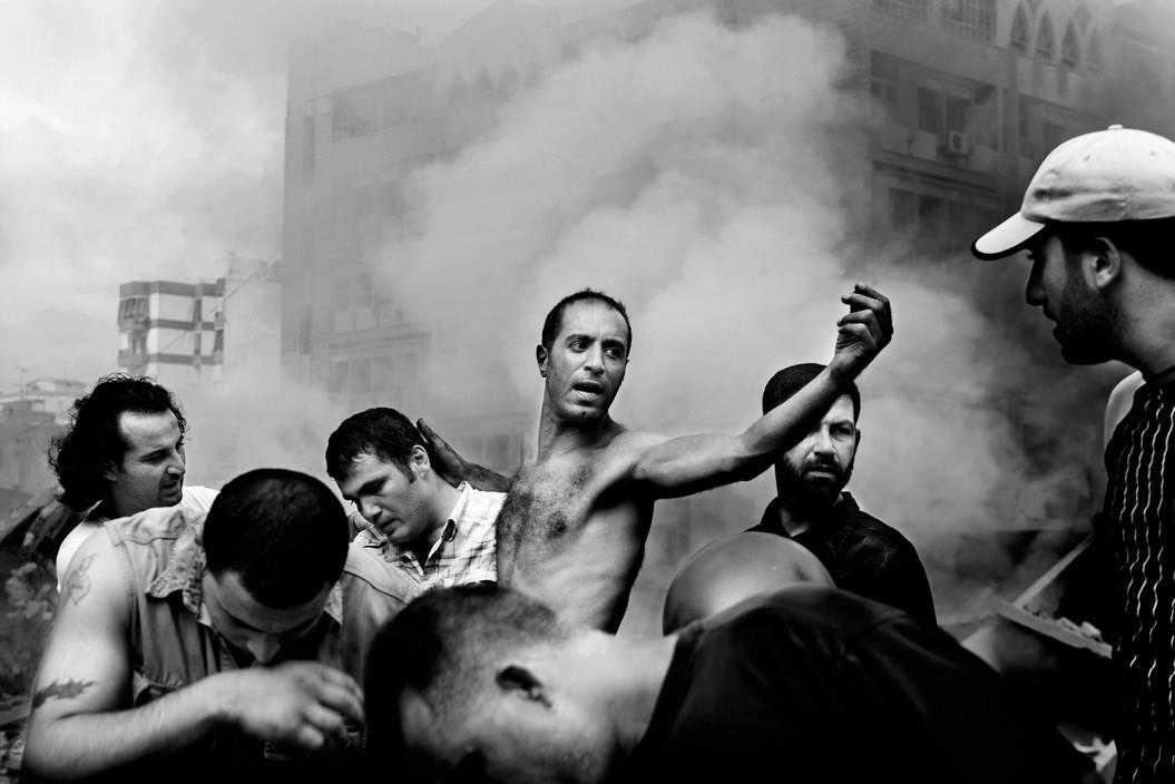 Paolo Pellegrin: Un'antologia • Paolo Pellegrin