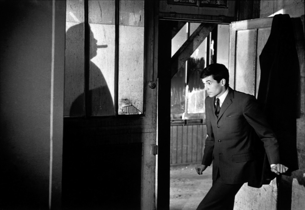The Trial: On Set with Orson Welles • Nicolas Tikhomiroff • Magnum Photos
