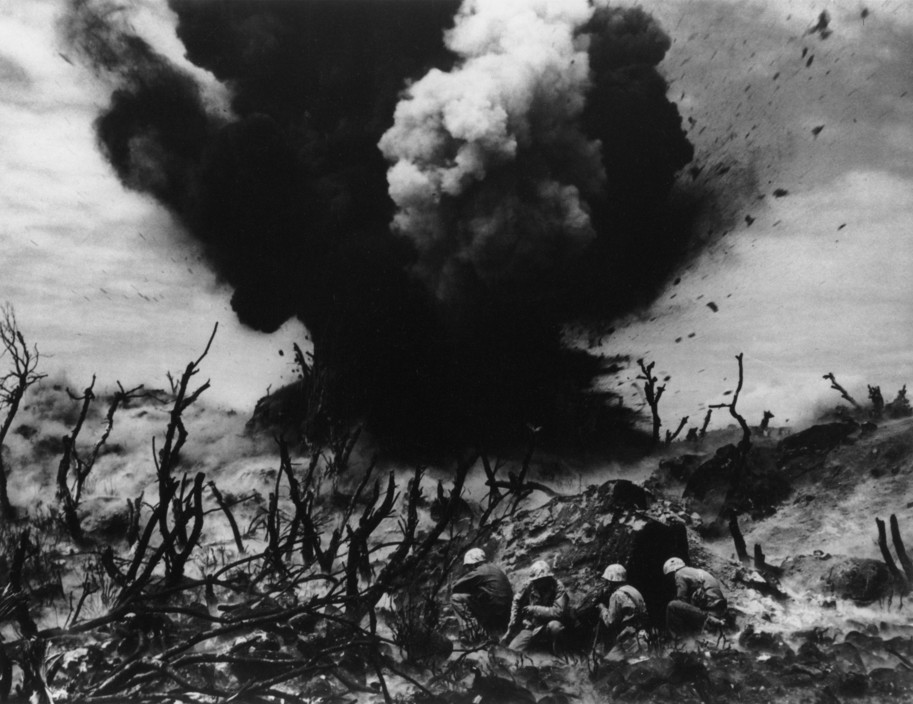 The Pacific War: 1942-1945 • W  Eugene Smith • Magnum Photos
