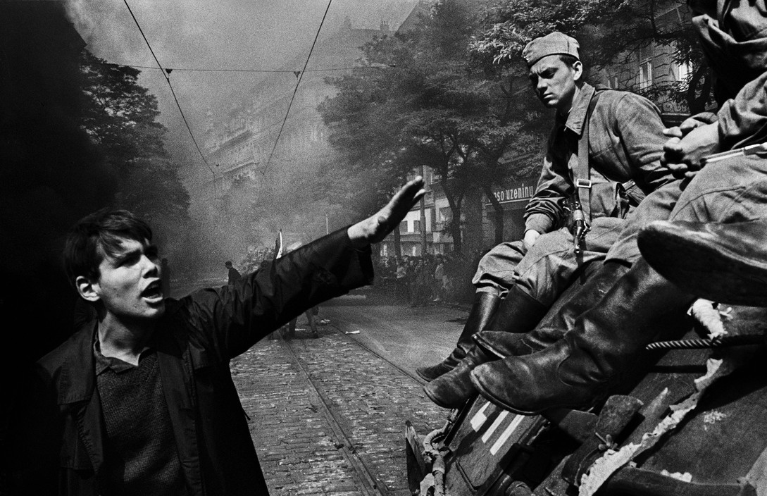 Josef Koudelka: The 1968 Prague Invasion