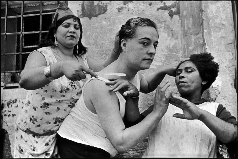 Très The Europeans • Henri Cartier-Bresson • Magnum Photos BM19