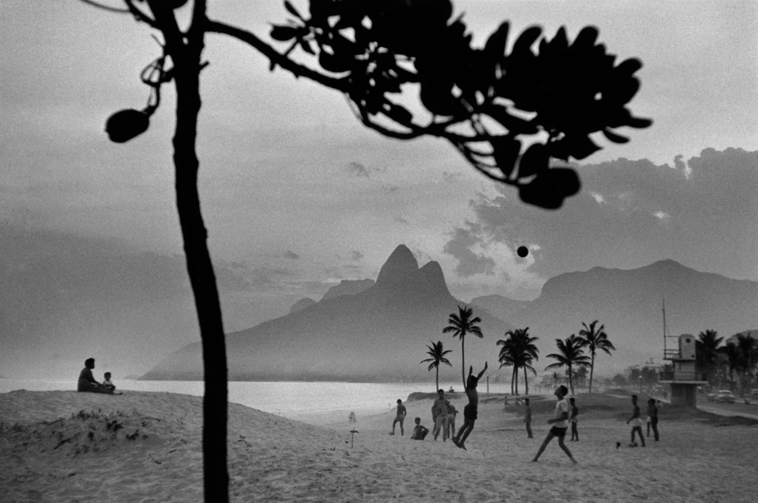 René Burri in Rio de Janeiro