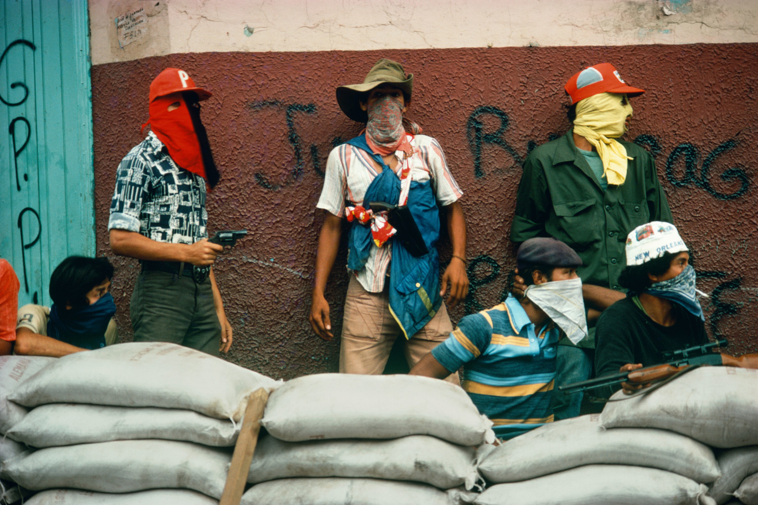 Nicaragua: From Still to Moving • Susan Meiselas • Magnum Photos