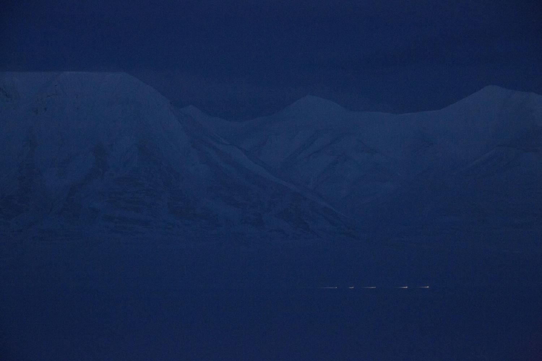 A Visit to Spitsbergen • Bieke Depoorter