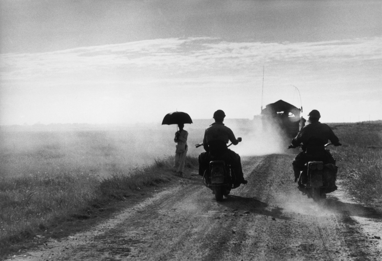 Robert Capa Retrospective in Slovenia