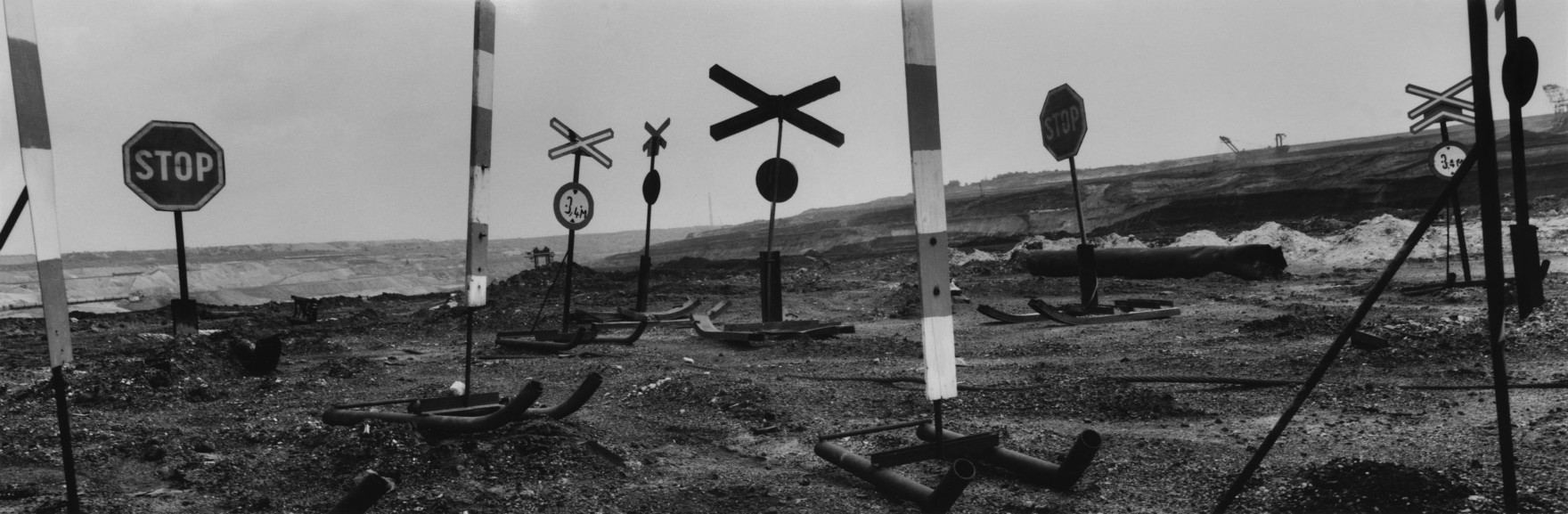 Josef koudelka the black triangle • magnum photos