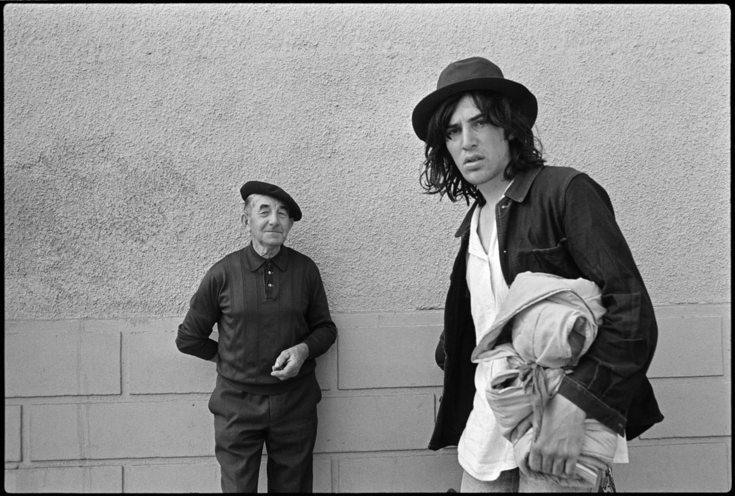 When Punk Came to Rural France • Jean Gaumy • Magnum Photos