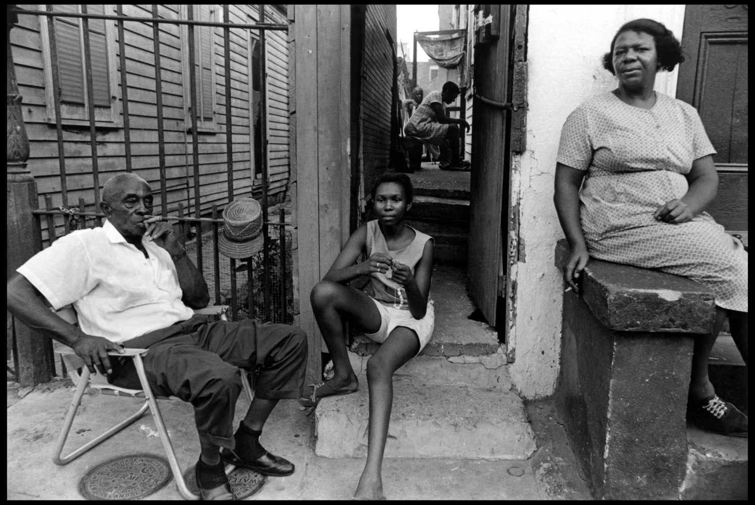 I Became a Photographer in New Orleans • Abbas