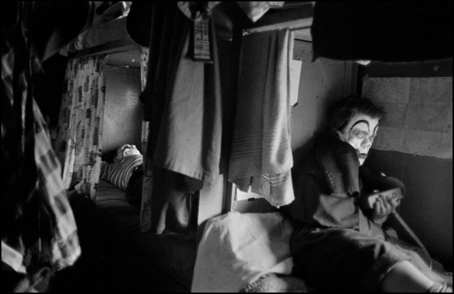 Bruce Davidson • Circus • Magnum Photos