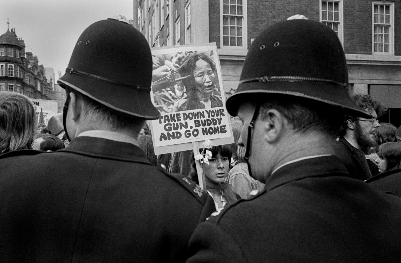 50 Years On: The Anti-Vietnam War Protests in London • David Hurn