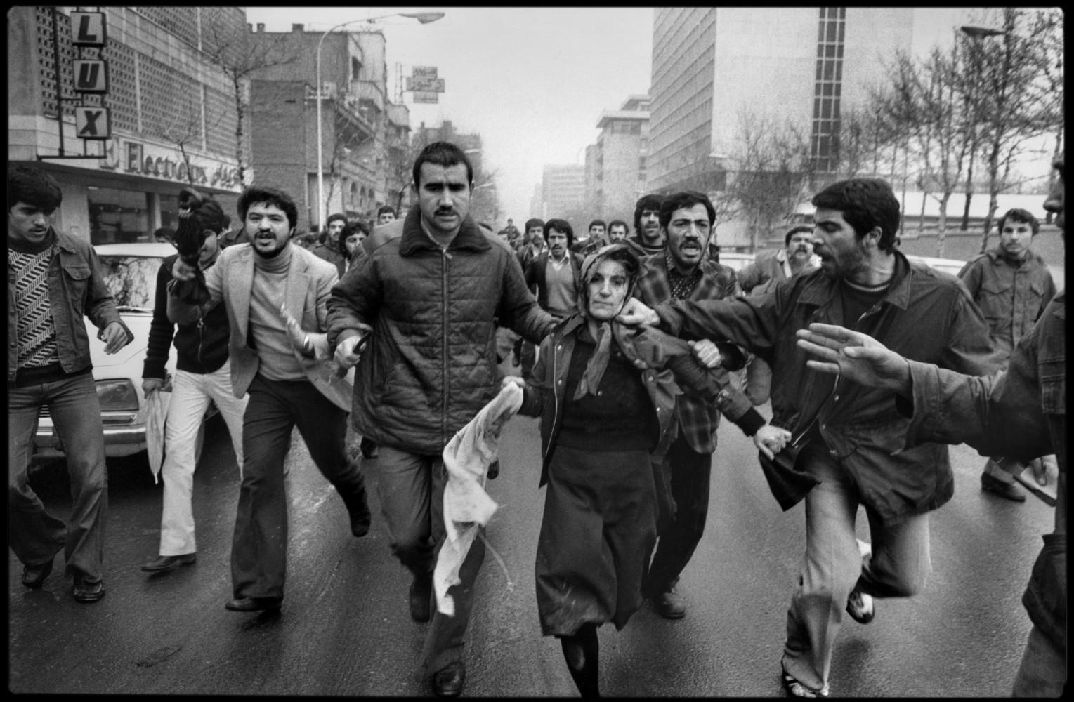 The Iranian Revolution • Abbas • Magnum Photos