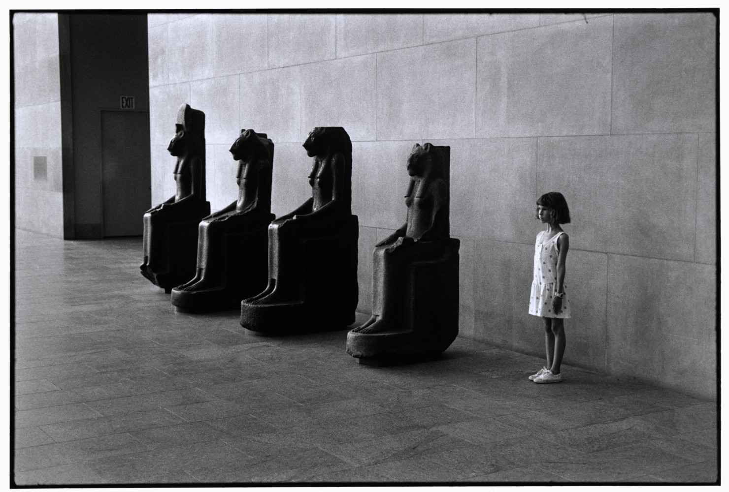 The Art of Looking at Art • Elliott Erwitt • Magnum Photos