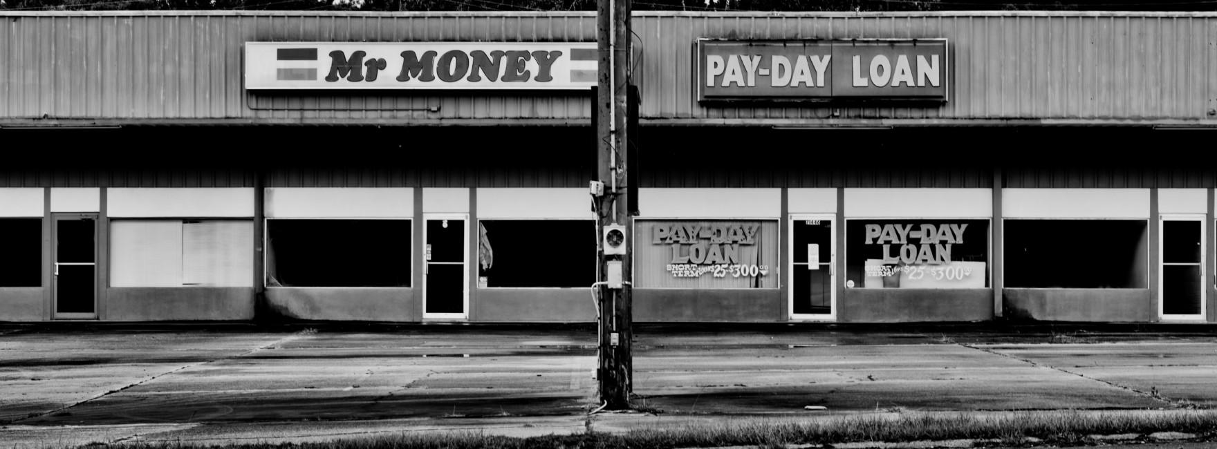 Poverty and Mythologies in America • Matt Black • Magnum Photos
