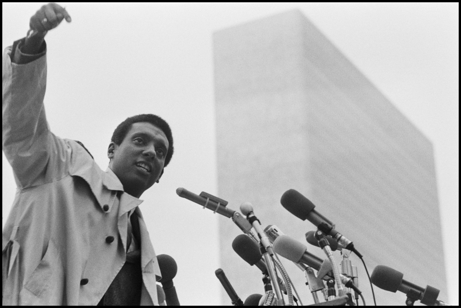 In Pictures: Tracing the Activism of Stokely Carmichael