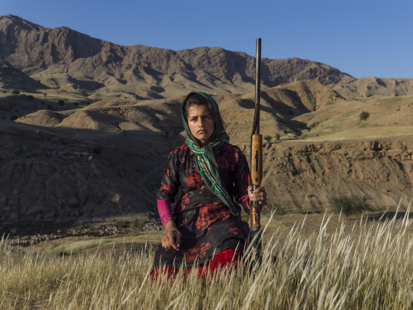 Why Iran's Nomads are Fading Away • Newsha Tavakolian