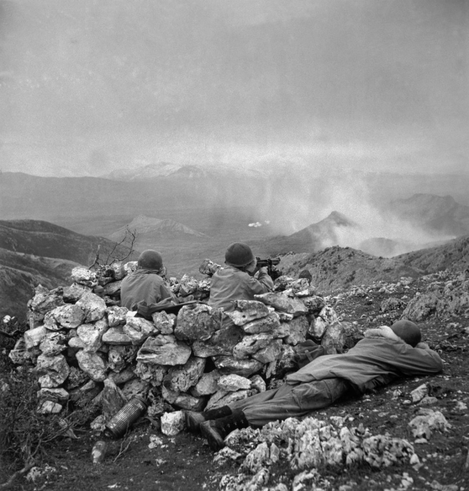 The 75th Anniversary of the Battle of Monte Cassino • Robert Capa • David Seymour