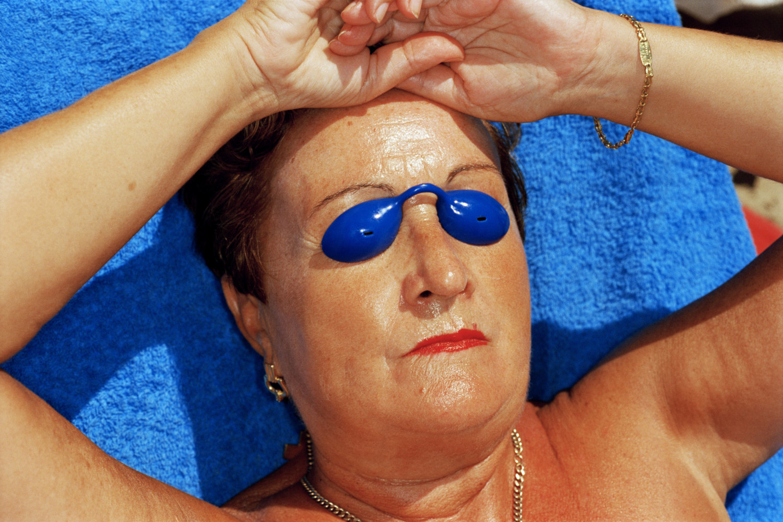 Life's a Beach • Martin Parr • Magnum Photos