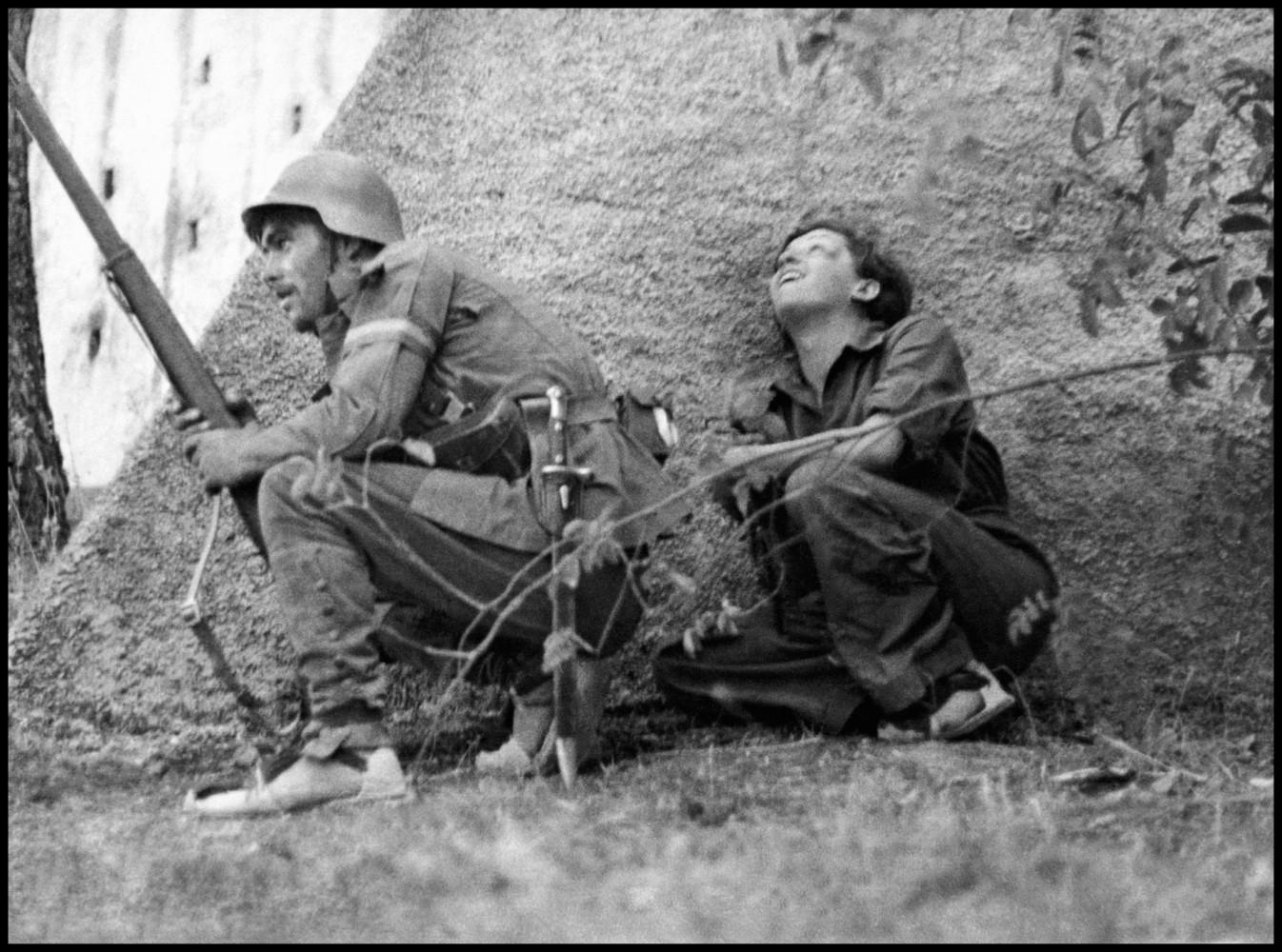 Gerda Taro: The First Woman War Photographer to Die in the Field • Magnum Photos