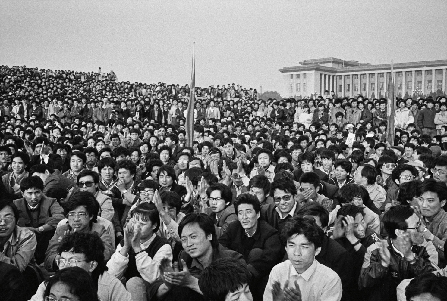 Tiananmen Square, 30 Years On: Patrick Zachmann reflects on the hope and freedom that preceded the violence • Magnum Photos