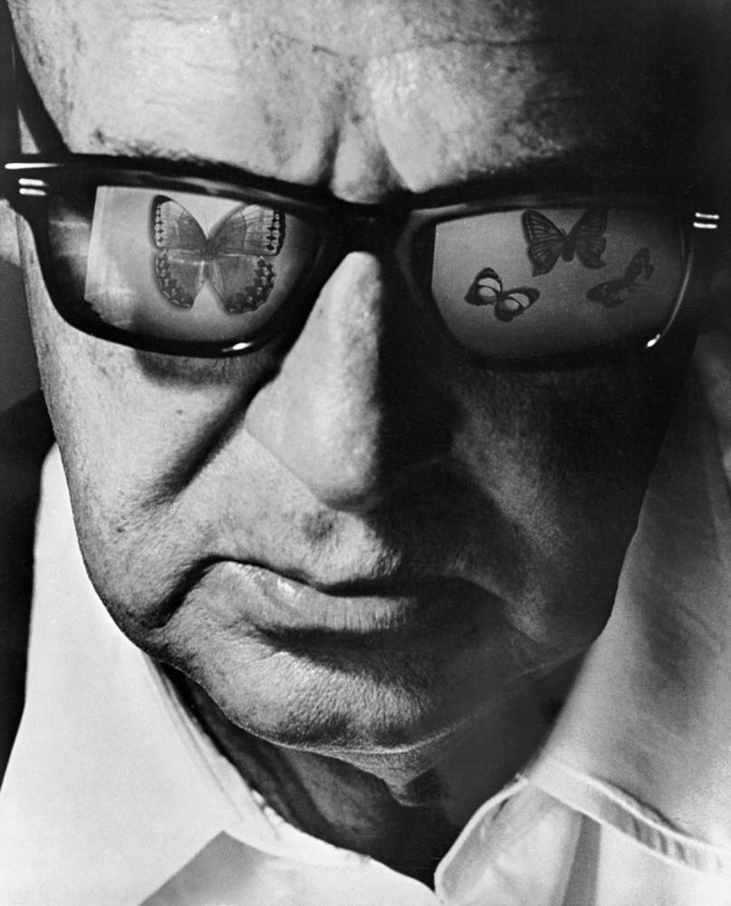 Vladimir Nabokov • Philippe Halsman