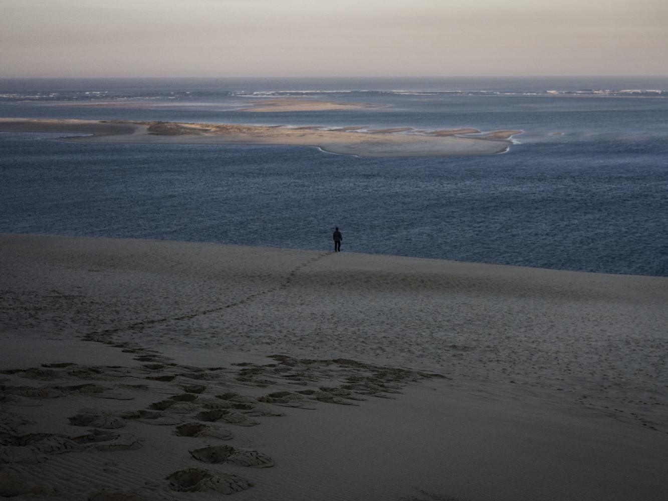 The Geometry of Emptiness: A Journey Through France's 'Diagonale du Vide' • Antoine d'Agata