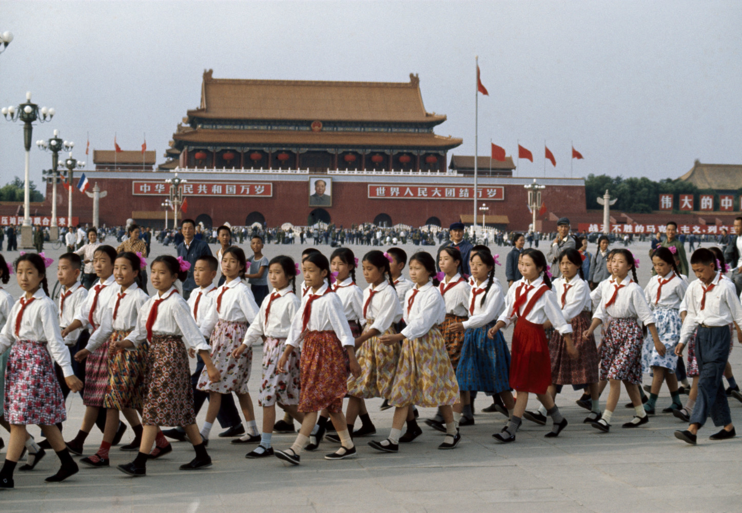 Bruno Barbey's Color of China