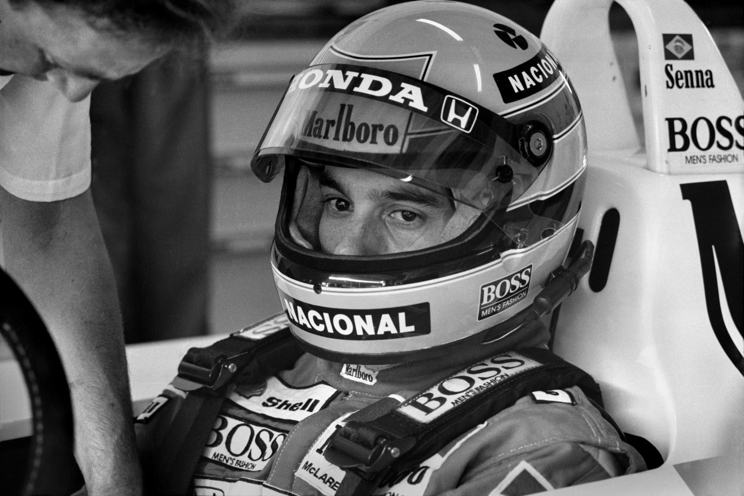 Monaco and the Making of Ayrton Senna's Legend - Magnum Photos