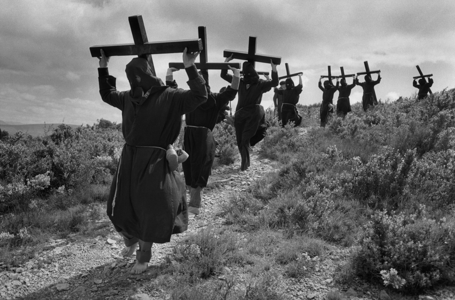 Hidden Spain • Cristina García Rodero • Magnum Photos