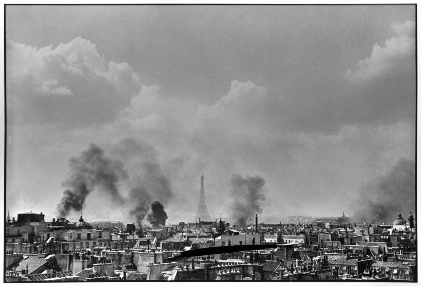 The Liberation of Paris From Nazi Rule • Magnum Photos