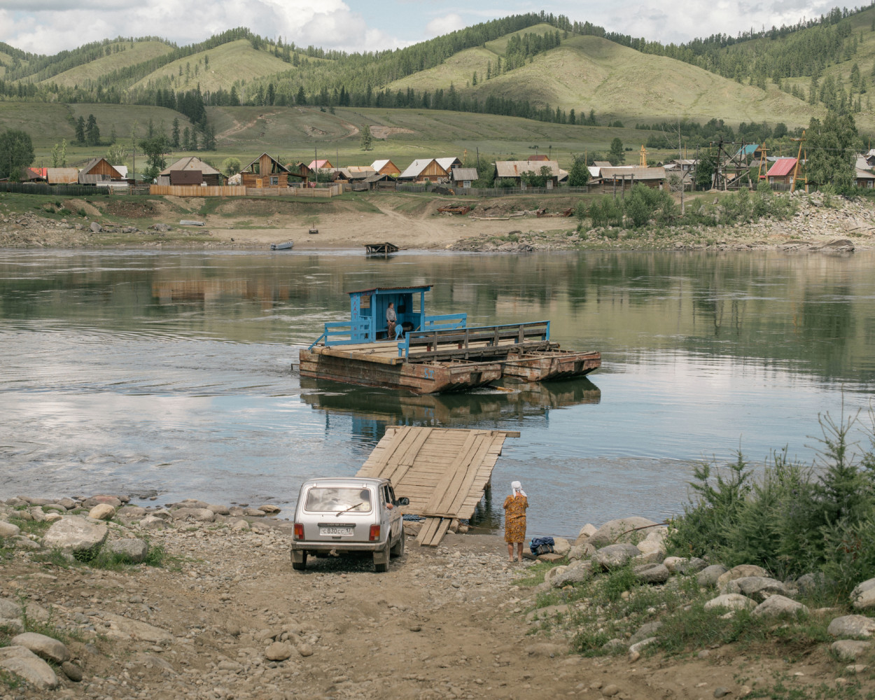 Photographing Social and Geographical Isolation Between Siberia and the Ruhr • Nanna Heitmann • Magnum Photos