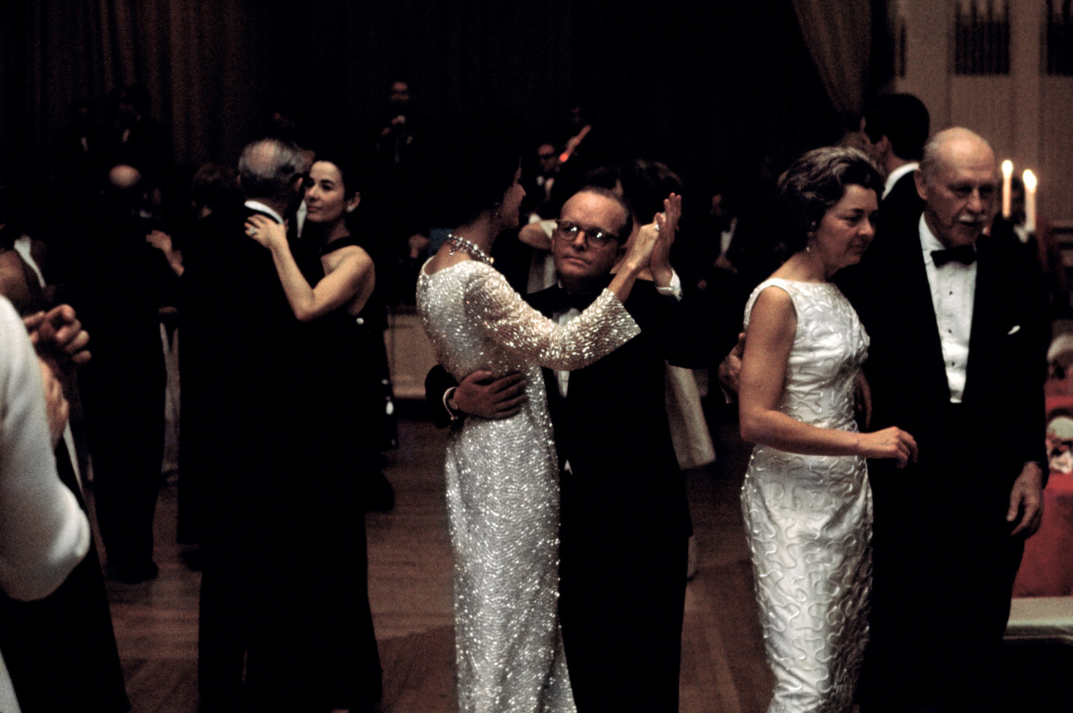 Inside Truman Capote's Black and White Ball • Magnum Photos