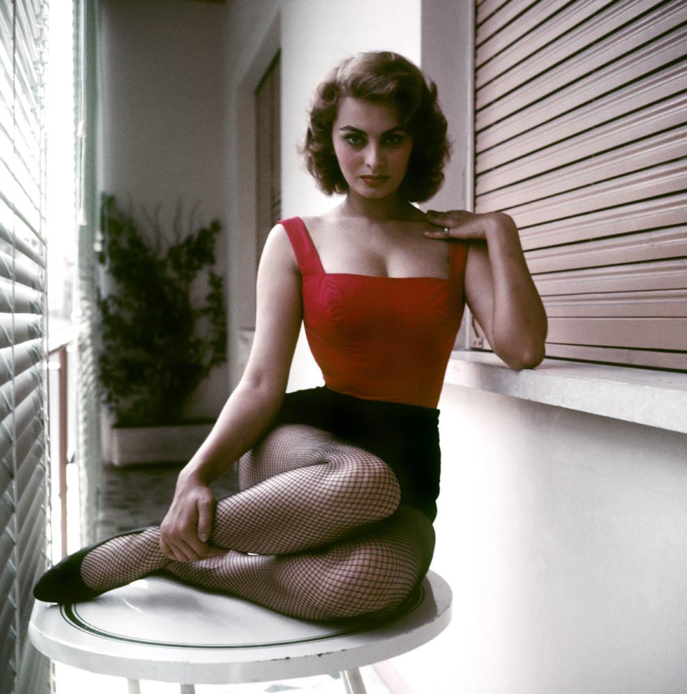 Sophia Loren: La Bella Figura • Magnum Photos