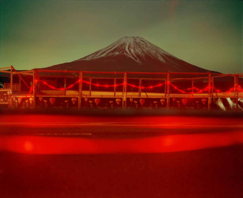 Making the Image: Red Fuji • Chris Steele-Perkins • Magnum Photos